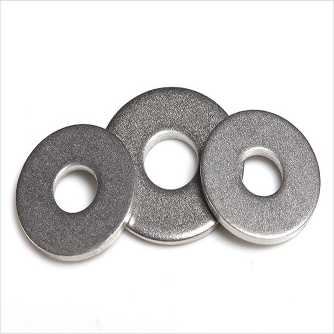 M3 - M64 Zinc Plated Metal Flat Washers DIN125A / DIN9021 OEM