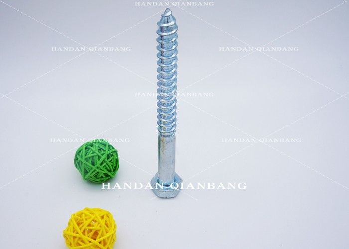 Carbon Steel M10 Hex Head Self Drilling White & Blue Color Wood Screws,For Woods Concretion