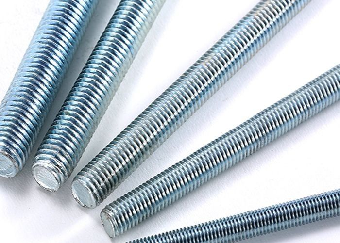 Zinc Plated Carbon Steel Full Threaded Rod For