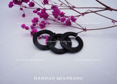 Black Color Small Steel Spring Washer 8.8 Grade For Protect Surface