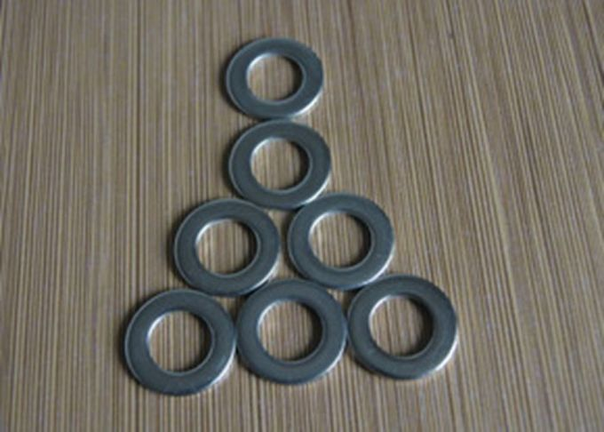 High Strength Metal Flat Washers / Plain Washer For Bolts And Nuts M6 M8